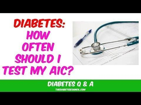 How Often Should You Get Your A1c Checked?