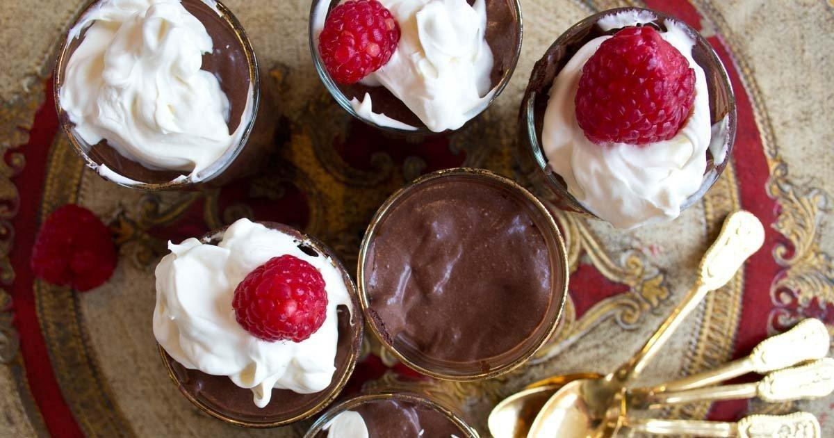 Diabetic Chocolate Mousse