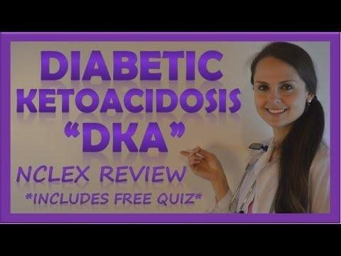 Management Of Diabetic Ketoacidosis (dka)