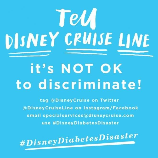 Disney Diabetes Disaster