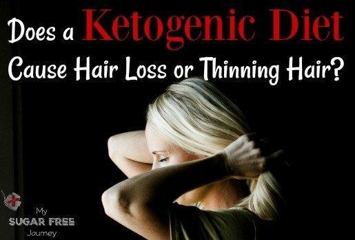 Does A Ketogenic Diet Cause Hair Loss Or Thinning Hair?