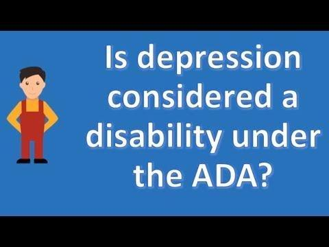 Is Diabetes Considered A Disability Under Ada