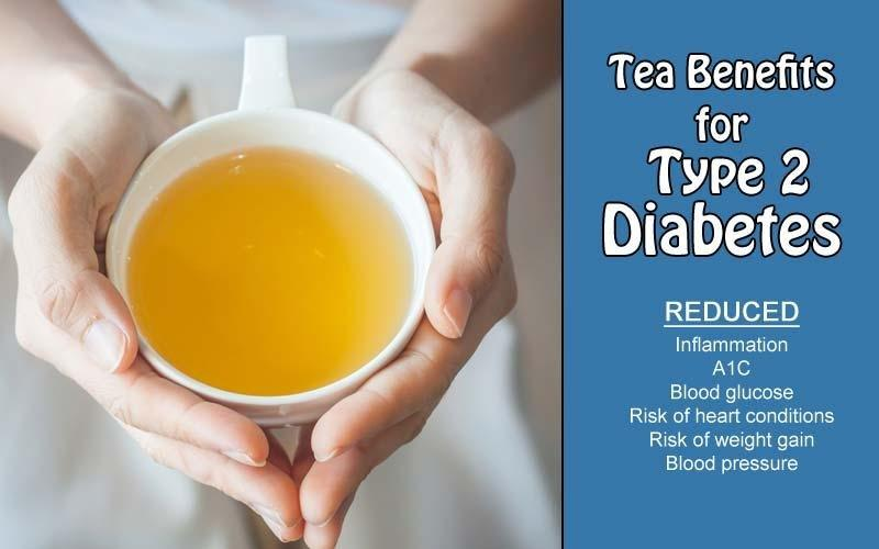 Brilliant Benefits of Tea for Diabetes