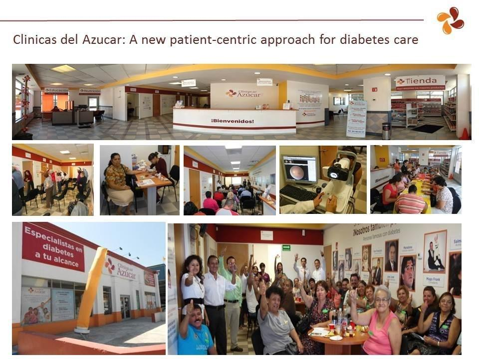 Innovative Diabetes Low-cost One-stop-shops