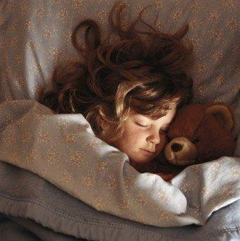 Sleep Apnea In Kids: A Total Nightmare