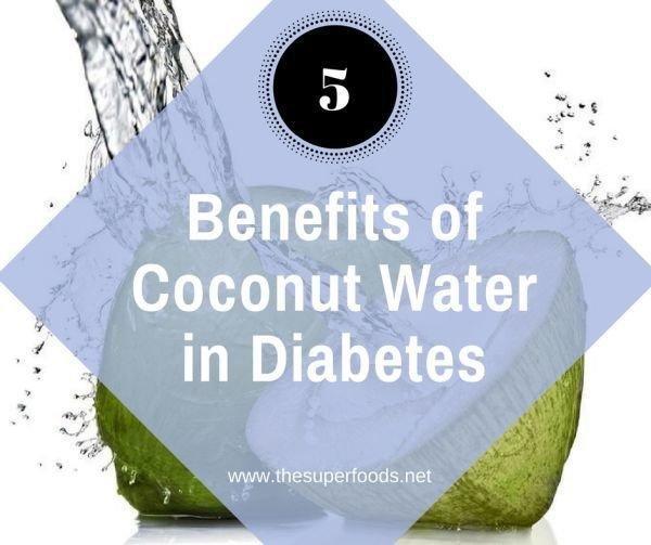 5 Surprising Benefits Of Coconut Water In Diabetes