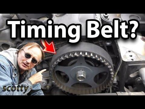 How Often Should Timing Belt And Water Pump Be Replaced?