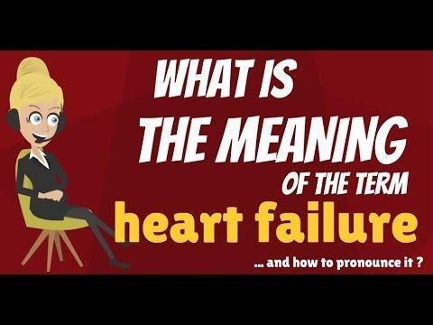 Metformin And Heart Failure