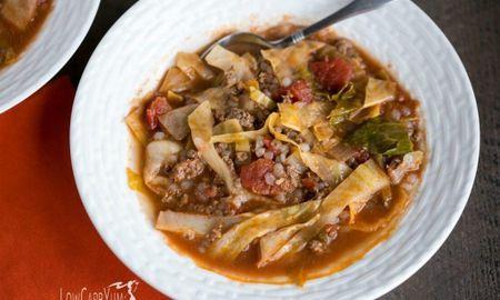 Diabetic Cabbage Soup