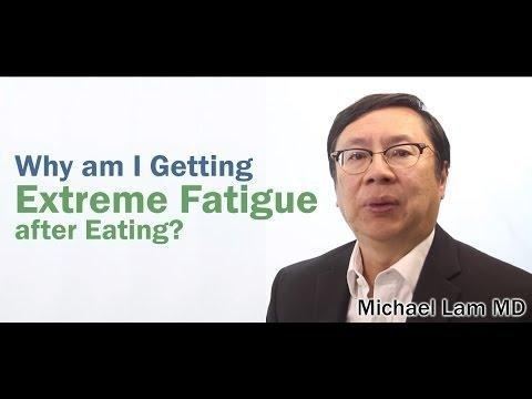 Diabetes Fatigue After Eating