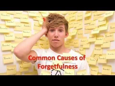 7 Common Causes Of Forgetfulness