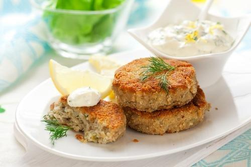 Fish Cakes Newport Natural Health