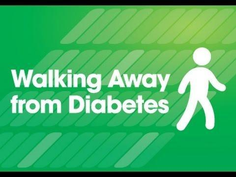 Walking And Diabetes Control