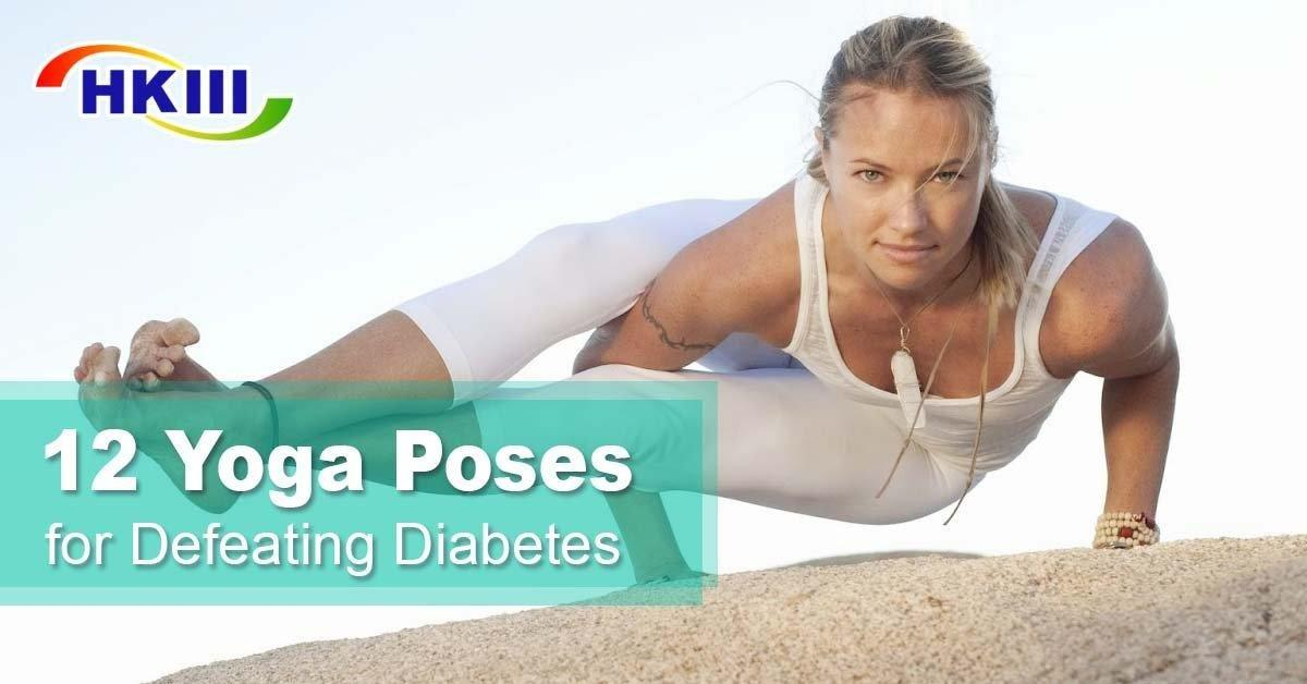 10 Yoga Poses For Defeating Diabetes