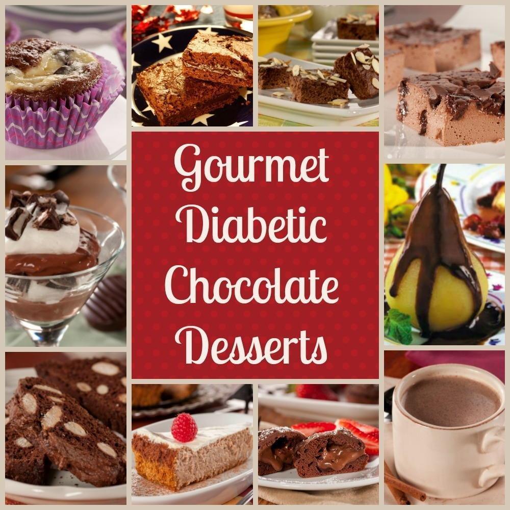 Gourmet Diabetic Desserts: Our 10 Best Easy Chocolate Dessert Recipes