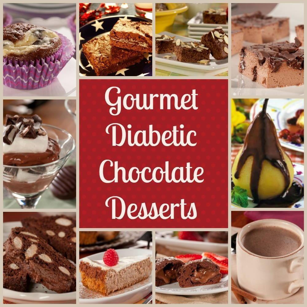 Diabetic Chocolate Desserts