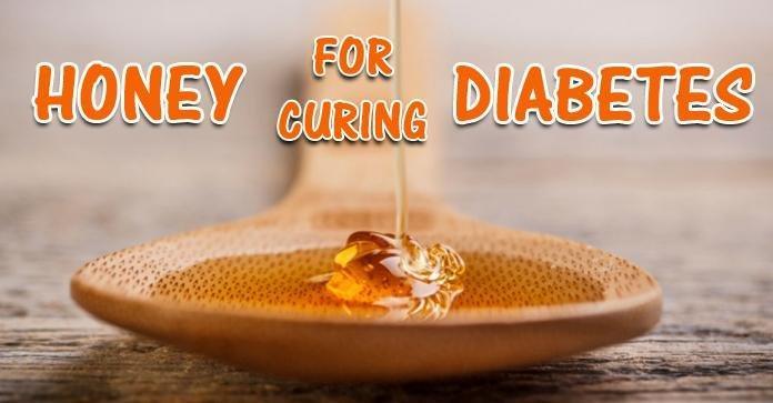 Honey For Curing Diabetics
