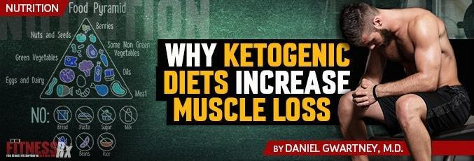 Why Ketogenic Diets Increase Muscle Loss