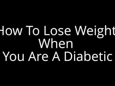 Can You Lose Weight If You Have Diabetes?