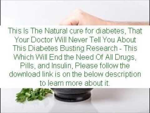 Baking Soda Cures Diabetes