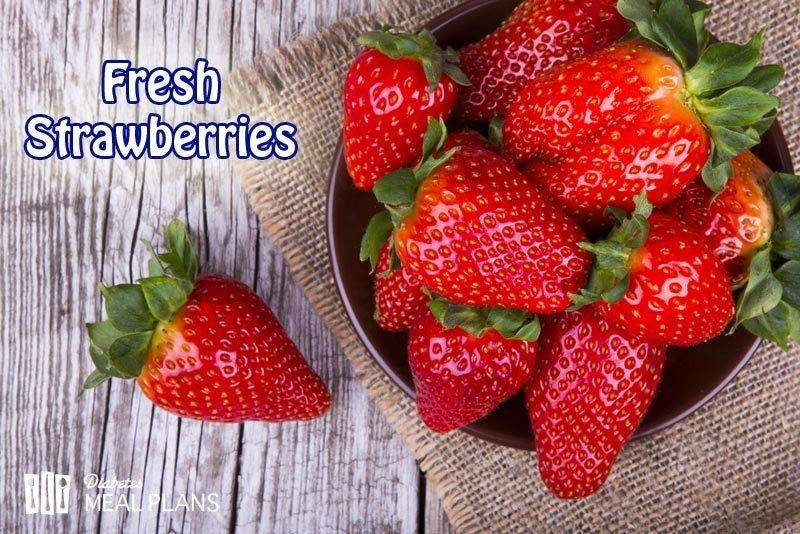 Can I Eat Strawberries With Diabetes?