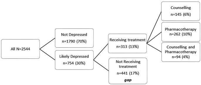 Depression And Diabetes Distress In Adults With Type 2 Diabetes: Results From The Australian National Diabetes Audit (anda) 2016
