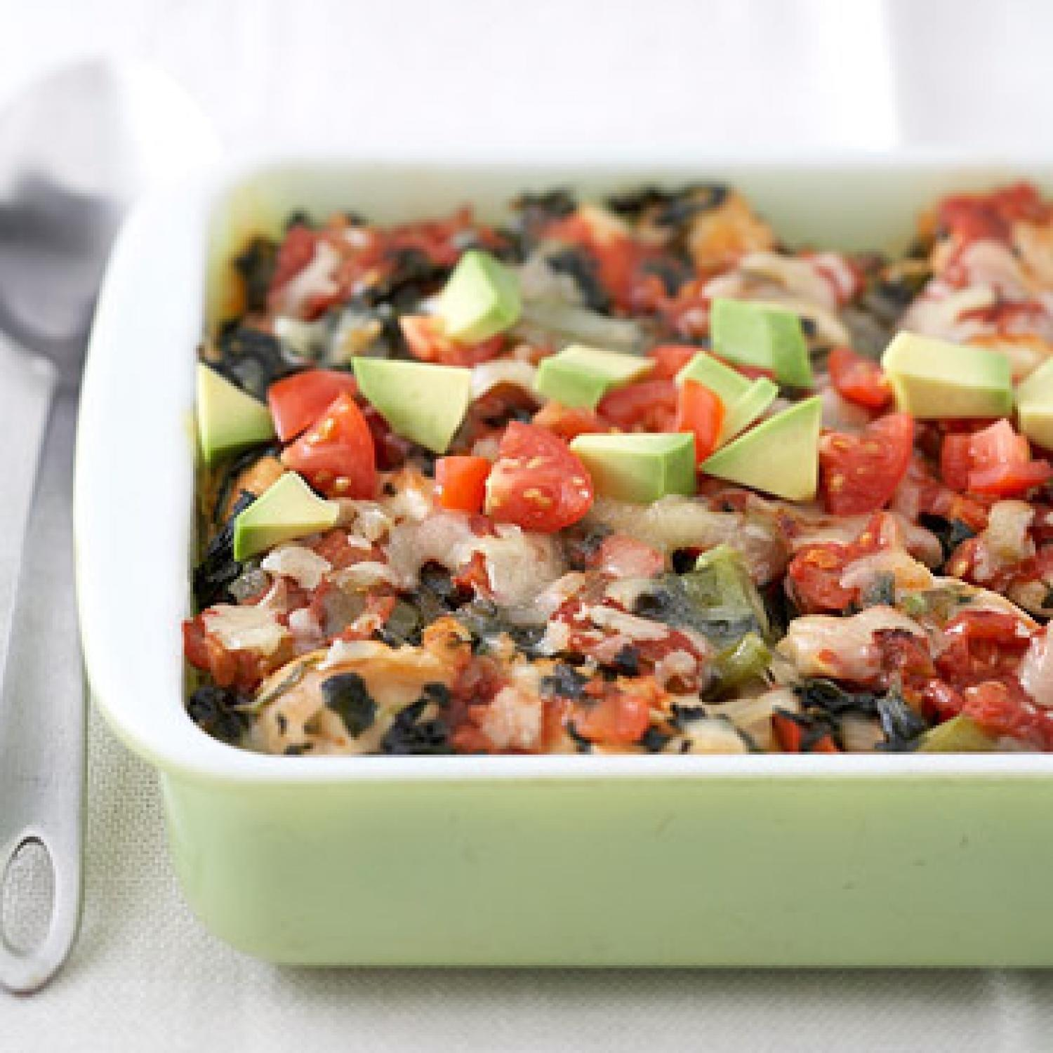 Healthy Casserole Makeovers