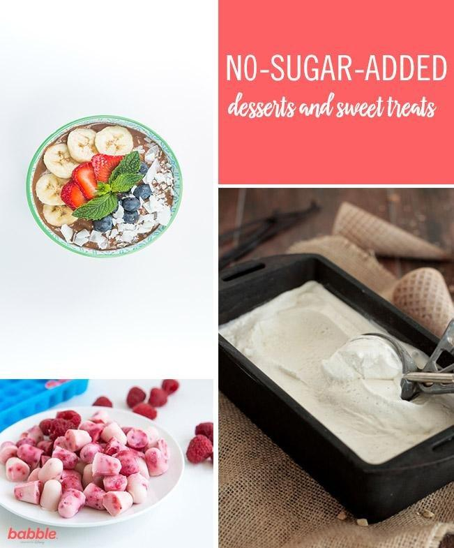 Diabetic Dessert Recipes Without Artificial Sweeteners