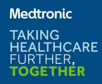 Medtronic @ Hrs 2016 New Brand, New Booth