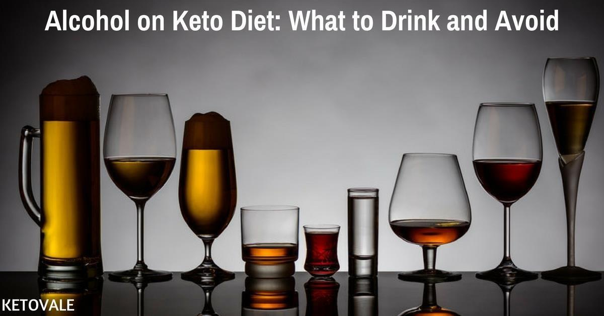 Alcohol On Keto Diet: What To Drink And Avoid | Ketovale