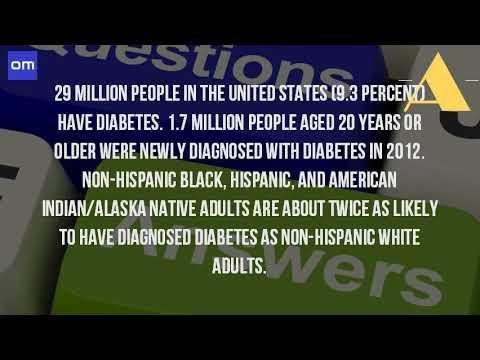 How Many People Have Type 1 Diabetes In The United States?