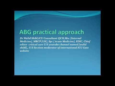 Additional Step In Abg Analysis