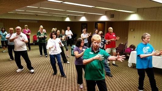 Tai Chi For Diabetes Instructor Training