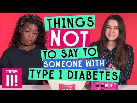 11 Things Not To Say To Someone With Type 1 Diabetes