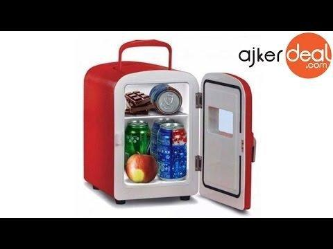 Portable Insulin Diabetic Warmer Mini Fridge Cooler Bedroom Office Dorm Travel