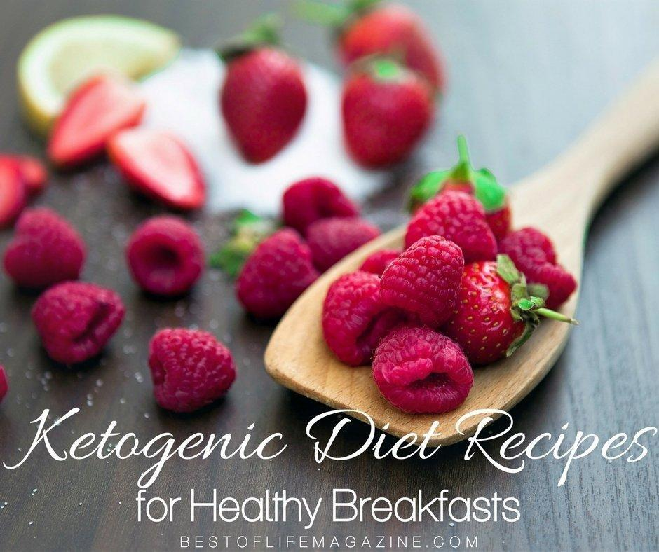 Ketogenic Diet Recipes For Breakfast