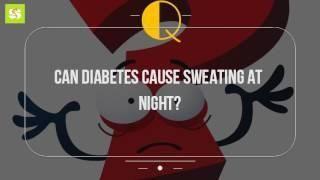 Why Do Diabetics Sweat