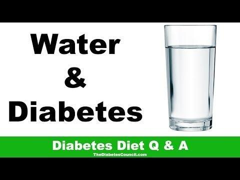 Can Drinking A Lot Of Water Lower Your Blood Sugar?