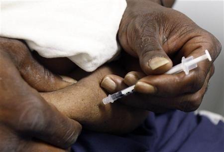 Diabetes Death Rate Per Year