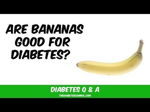 Banana Good Or Bad | Diabetes Forum The Global Diabetes Community