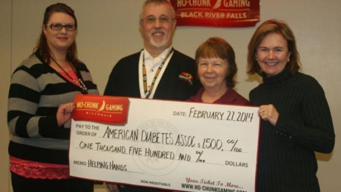 American Diabetes Association Donation