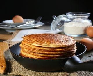 Diabetic Oatmeal Pancakes Recipe
