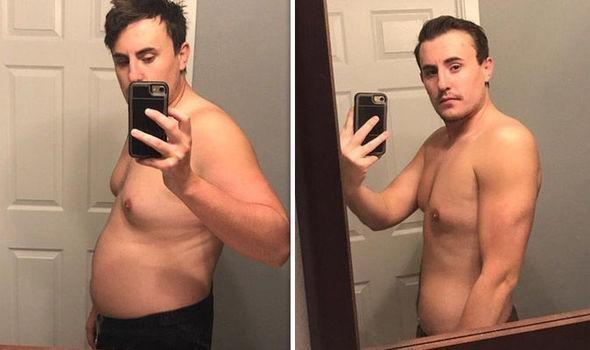 Weight Loss: Man Lost Five Stone Fast And Shrunk Belly Fat Following This Simple Diet Plan