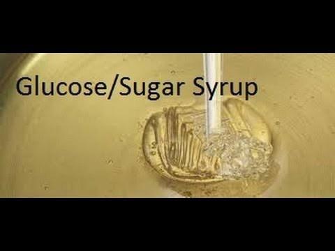 Glucose Syrup Recipe In Hindi