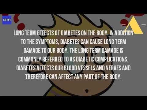 How Does Diabetes Affect The Digestive System