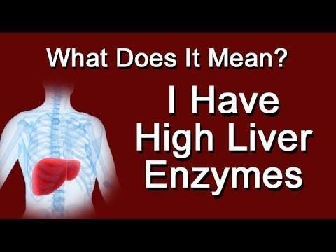 Elevated Liver Enzymes Diabetes Type 2