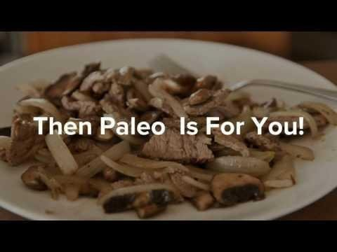 The Paleo Diet - A Beginner's Guide Plus Meal Plan