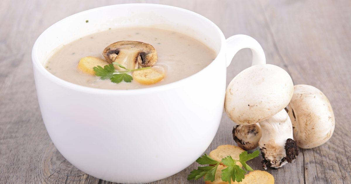 The Carbs In Cream Of Mushroom Soup
