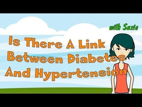 What Is Hypertension In Diabetics?