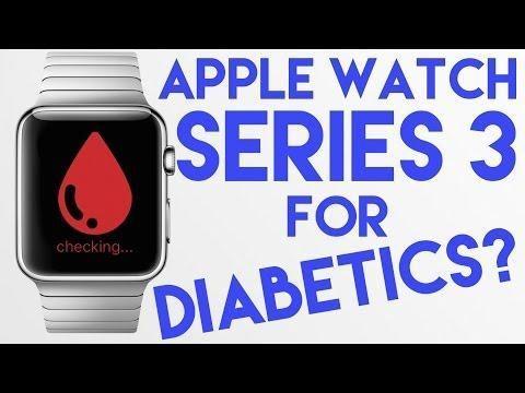 Apple Diabetes Watch